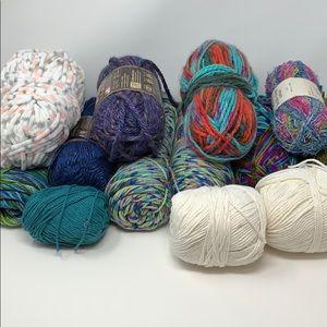 Destash Yarn Bundle
